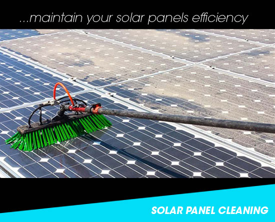 Solar panel cleaning Ashby Measham, Coalville, Whitwick, Markfield & Shepshed