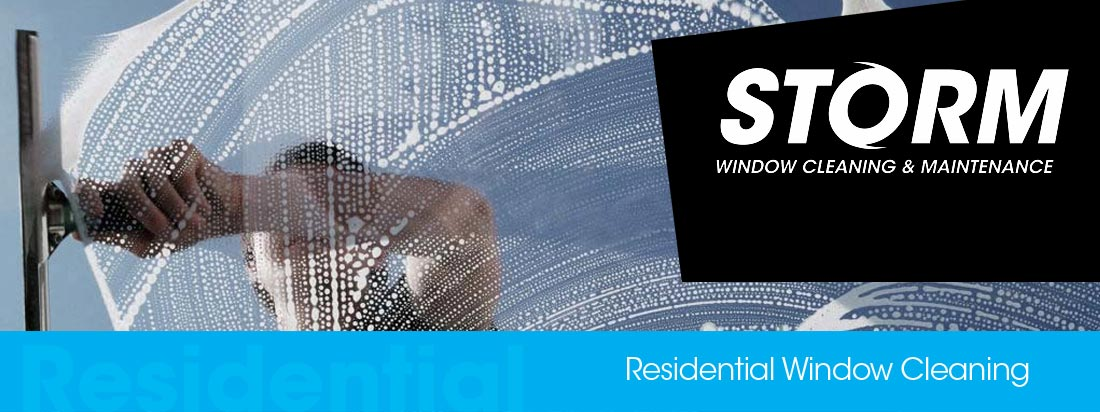 Residential Window Cleaners for Leicestershire and Hincley & Bosworth