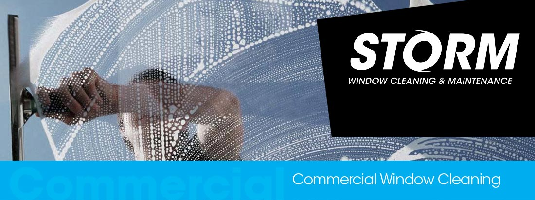 Commercial window cleaners in Leicester - Window Cleaning Leicestershire