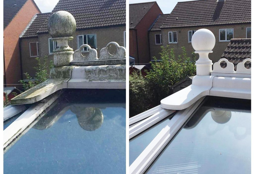 Conservatory Cleaning Company for Shepshed & Loughborough Leicestershire