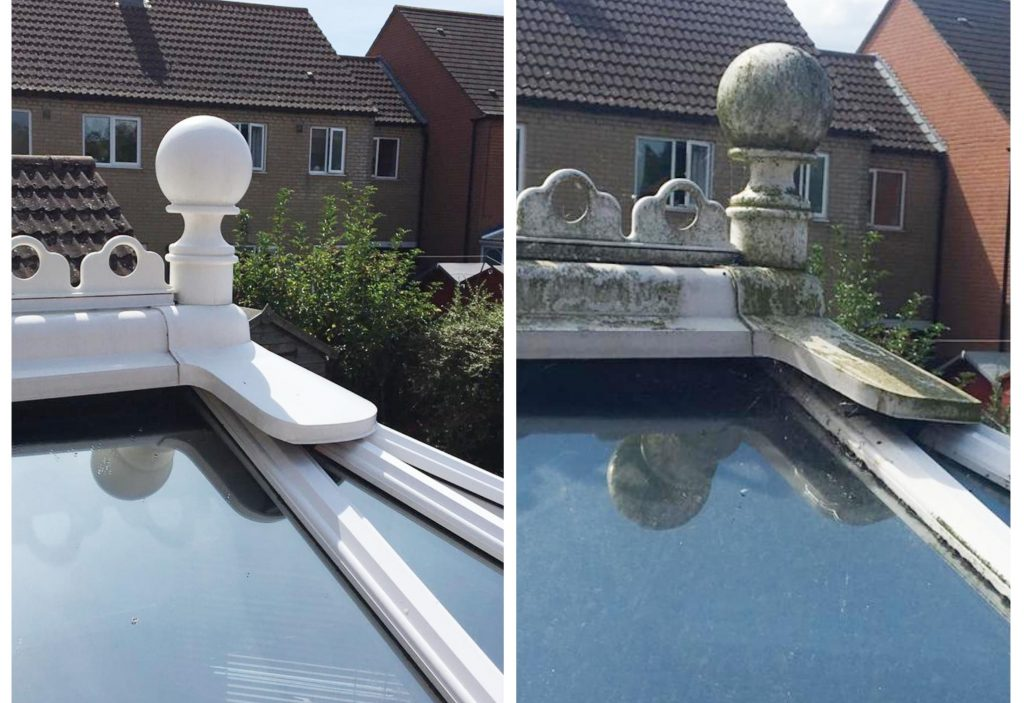 upvc conservatory roof cleaning Hinckley & Burbage Leicestershire