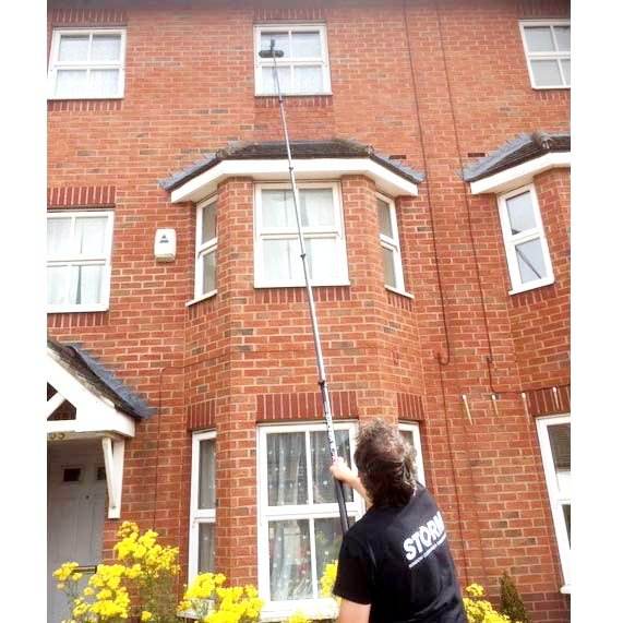 Window Cleaners for Loughborough. Student Accommodation & Flats