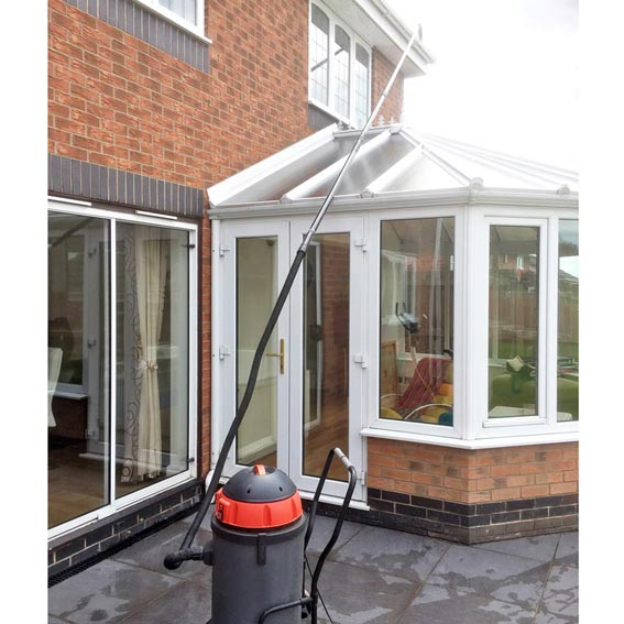 Window Cleaners & Gutter cleaning for Loughborough