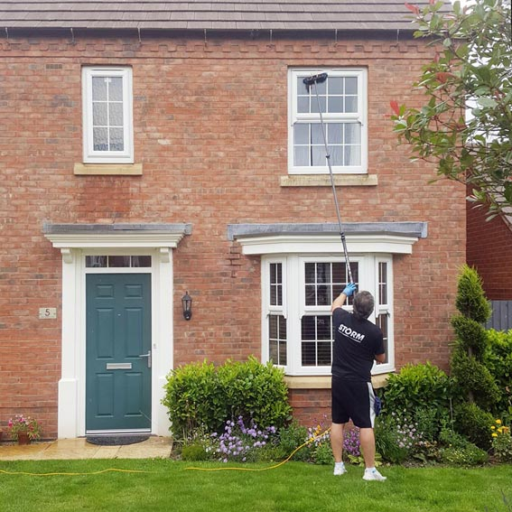Reliable Residential Window Cleaners
