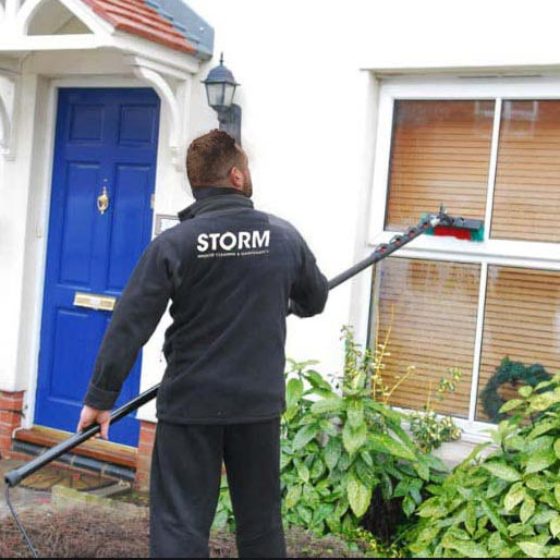 Window Cleaning Services for Leicester.