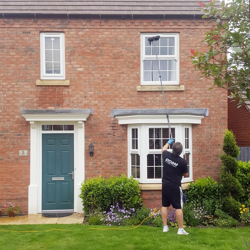 Reliable Window Cleaners for Leicester
