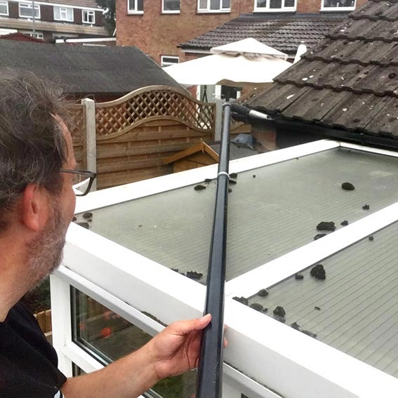 Leicester Gutter Cleaners Clearing Blockages & Blocked Gutters
